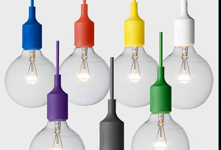 Light Fantastic: Secret seven pendant lights