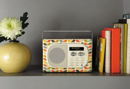 PURE Launches EVOKE Mio radio by Orla Kiely