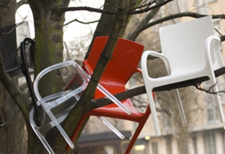 Street-cred chairs from Penny Banks