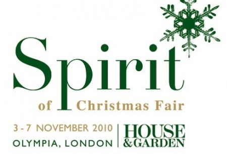 Win tickets to Spirit of Christmas Fair 2010!