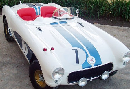 Cars for children – Testerossa, Hummer and Corvette!