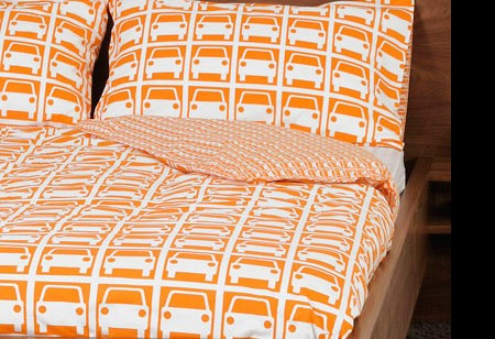 Make a statement with Orla Kiely bedlinen and towels