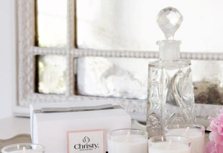 Freshen things up with good scents from Christy