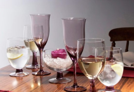 Fancy glass playing with Dartington Crystal?