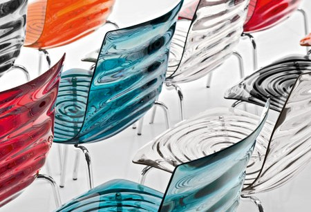 Chairs by Calligaris to covet