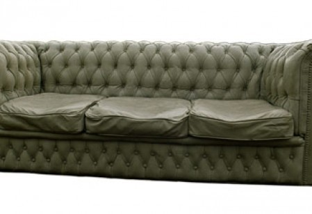 Concrete Chesterfield sofa anyone?
