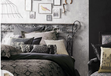 5 smokin' hot looks for the bedroom