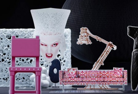 Black Swan of the design world Marcel Wanders dishes up
