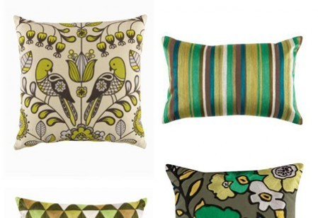 More is more when it comes to cushions