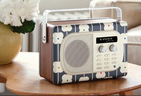 Win! PURE EVOKE Mio Abacus Flower digital radio by Orla Kiely