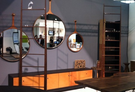 Stunning mirrors galore and more! Highlights from the wonderful Architectural Digest Home Design Show 2012