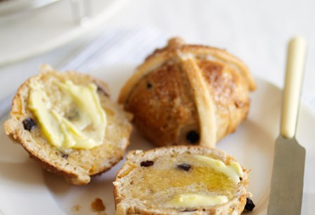 Score brownie points with this delicious Mary Berry hot cross bun recipe