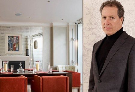 Expert interiors advice from David Linley of British design company LINLEY