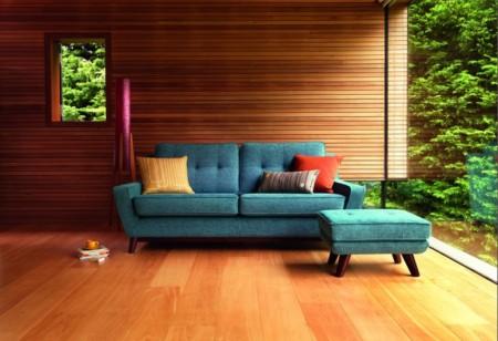 Wayne Hemingway brings back vintage furniture in style