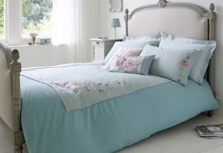 A breath of fresh air with bed linen from Monsoon