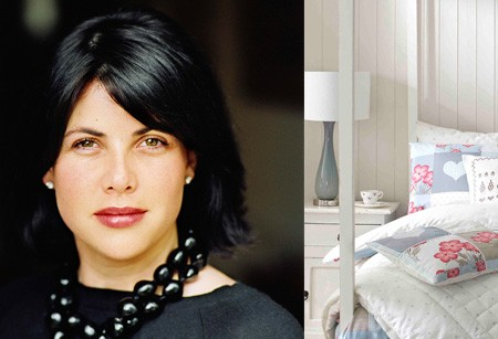 In bed with Kirstie Allsopp