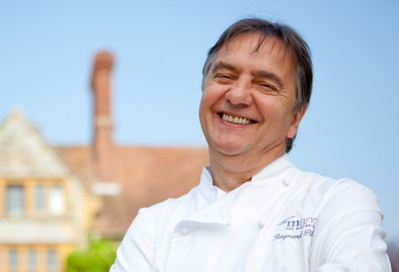 Follow Raymond Blanc's weekend recipe: Slow Roasted Shoulder of Lamb