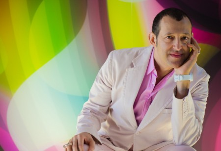 Take inspiration from Karim Rashid's Hotel nhow Berlin