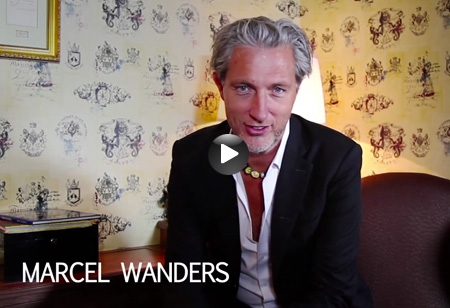 Video interview: Alessi designer Marcel Wanders talks style, inspiration and Lady Gaga