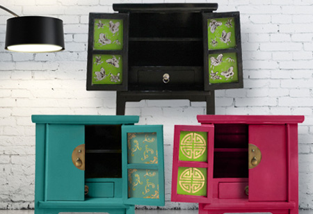 Add intricate Oriental style to your home