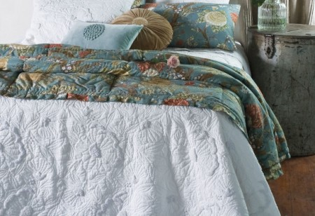 Give your bed the designer look with linen from Bianca Lorenne