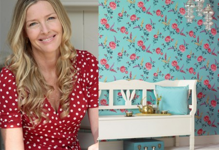 Catching up with designer Sophie Conran