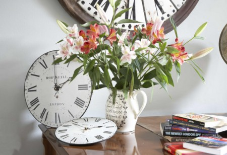 Chic Shopping: Wonderful wall clocks