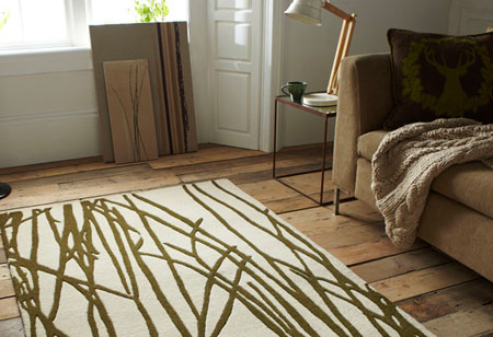 Enhance the natural beauty in your home with elegant rugs from Oriental Carpets & Rugs