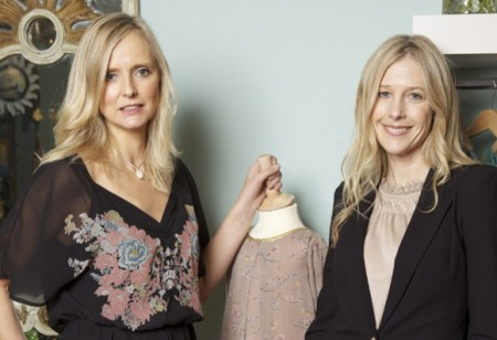 Designer Lucy Enfield from ilovegorgeous on co-founding her childrenswear range