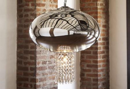Chic and creative lighting from Villa Lumi
