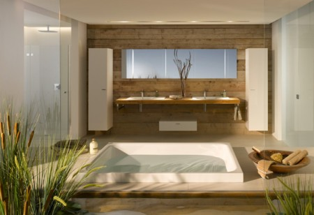 Spa secrets: How to plan the perfect bathroom