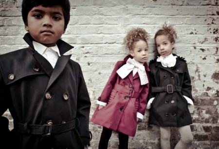 Children's Fashion: Smart tailoring from That's Not Fair London