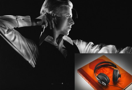 Win MOMENTUM Headphones by Sennheiser, official partner of the V&A 'David Bowie is' exhibition