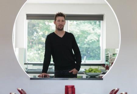 Inside interior designer Ben Rousseau's home
