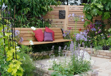 Pep up your exterior with these colourful garden ideas