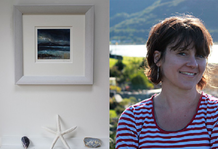Interview: Talking Scottish scenery, home style and summer with artist Sheila MacLean
