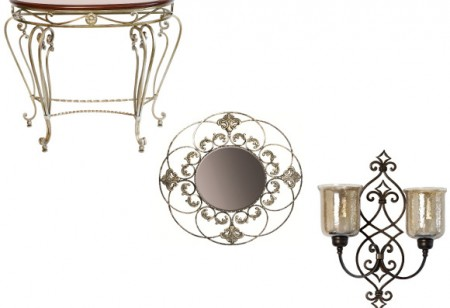 Chic Shopping: Romantic decor for your home