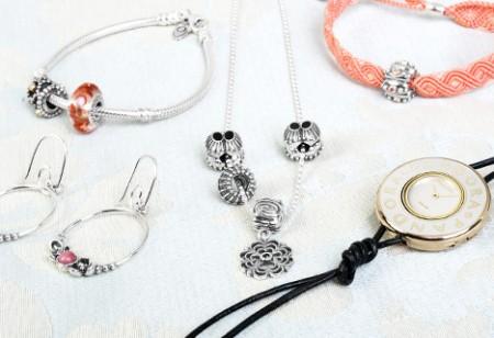 Pretty PANDORA accessories at ACHICA