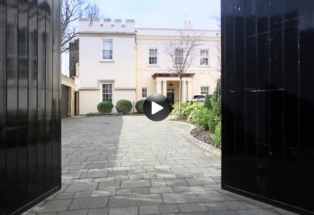 Latest video: View this luxurious, glossy London villa