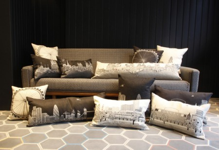 <b> Interview: </b> Charlene Mullen and her glorious cushions