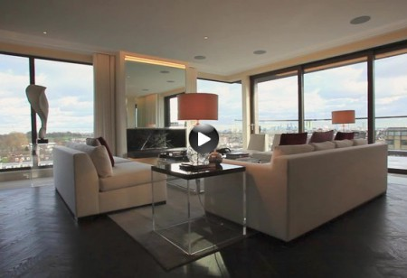 Latest video: Enjoy city views from inside this city penthouse