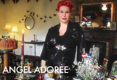 How to make Spicy Christmas Tea by Angel Adoree