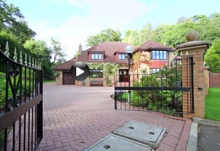 Latest video: Step inside this stunning Scottish villa