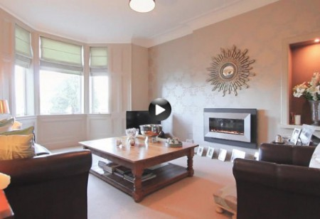 Latest video: Step inside this traditonally styled family home