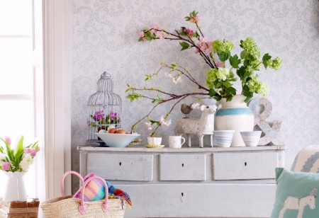 Win tickets to the Country Living Spring Fair, London