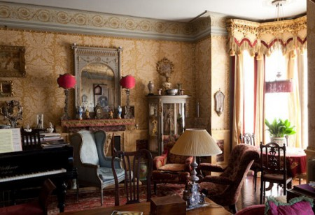 Add some Victorian style to your home