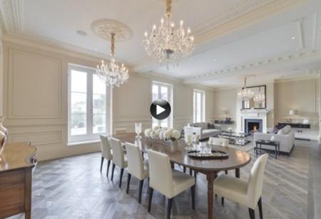 Latest video: Modern elegance meets classic design inside this gorgeous villa
