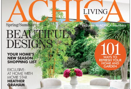 Read the new ACHICA Living magazine – and click to shop!