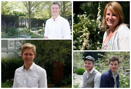 Chelsea Flower Show 2014: the bright young stars to watch
