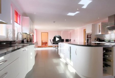 Latest video: Top 5 inspirational kitchens